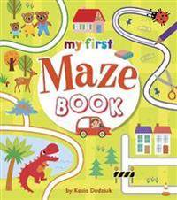 Maze My First Maze Book