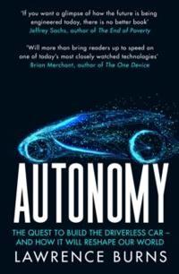 Garmin Autonomy: The Quest to Build the Driverless Car