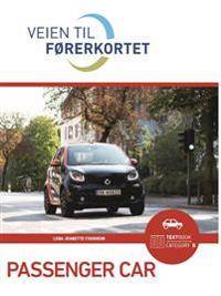 Veien til frerkortet; passenger car; textbook category B