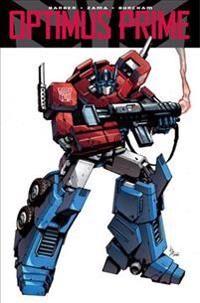 PRiME Transformers Optimus Prime, Vol. 1
