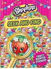 Shopkins Seek and Find, Volume 3