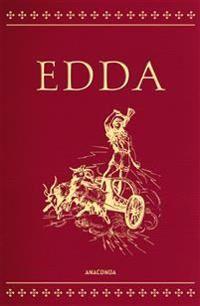 Edda - Die Gtter- und Heldenlieder der Germanen (Cabra-Lederausgabe)