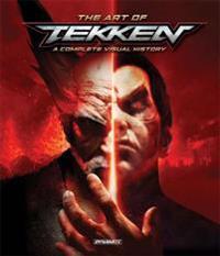 ART The Art of Tekken: A Complete Visual History HC