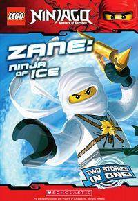 Lego Zane, Ninja of Ice (Lego Ninjago: Chapter Book)