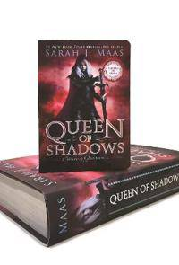 Queen of Shadows Miniature Character Collection