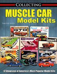 Image of Collecting Muscle Car Model Kits