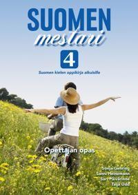 Suomen mestari 4 opettajan opas