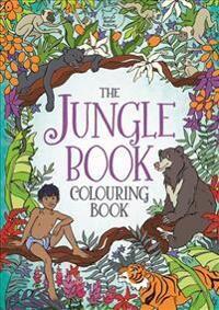The Jungle Book Colouring Book