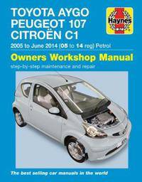 Toyota Aygo, Peugeot 107 & Citroen C1 Petrol (