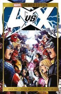Marvel Premium Edition: Avengers Vs. X-men