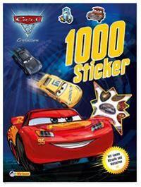 Disney Cars 3: 1000 Sticker