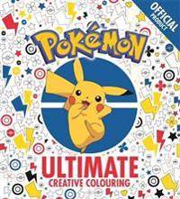 Creative The Official Pokemon Ultimate Creative Colouring