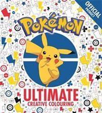 Creative The Official Pokemon Ultimate Creative Colouring