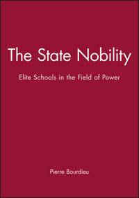 State nobility - elite schools in the field of power