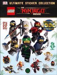 Lego Ultimate Sticker Collection: The Lego(r) Ninjago(r) Movie
