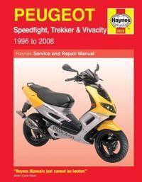 Peugeot Speedfight, Trekker & Vivacity Scooters (