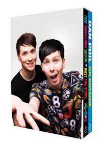 Dan and Phil Boxed Set: The Amazing Book Is Not on Fire; Dan and Phil Go Outside