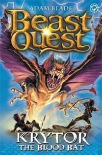 Garmin Beast Quest: Krytor the Blood Bat