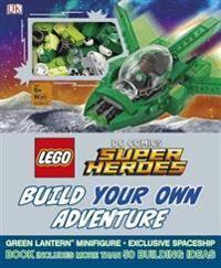 Lego DC Comics Super Heroes Build Your Own Adventure