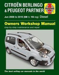 Citroen Berlingo & Peugeot Partner Diesel (June