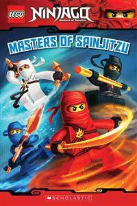 Lego Masters of Spinjitzu (Lego Ninjago: Reader)