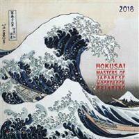 HOKUSAI JAP WOODBLOCK PTG 2020