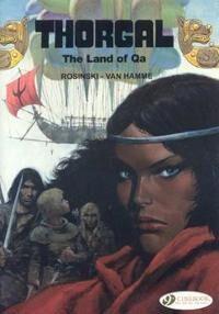 Thorgal Vol.5: the Land of Qa