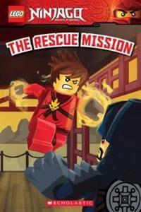 Mission The Rescue Mission (Lego Ninjago: Reader), Volume 11