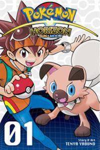 Pokemon Horizon: Sun & Moon, Vol. 1
