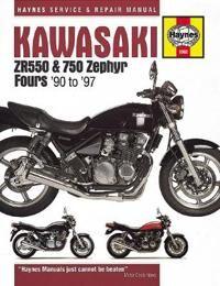 Kawasaki ZR550 & 750 Zephyr Fours (90-97)