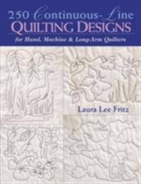 250 Continuous-Line Quilting Designs