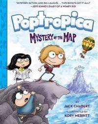 Poptropica: Book 1: Mystery of the Map