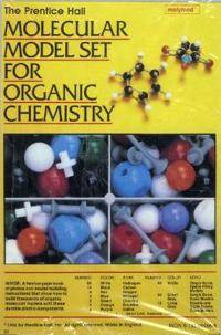 Image of Molecular Model Set for Organic Chemistry