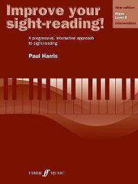 Improve Your Sight-Reading! Piano, Level 5: A Progressive, Interactive Approach to Sight-Reading