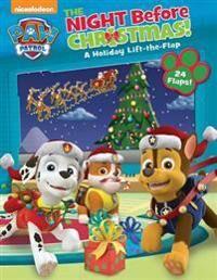Nickelodeon Paw Patrol: The Night Before Christmas