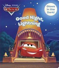 Disney Good Night, Lightning (Disney/Pixar Cars)