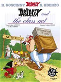 Asterix: asterix and the class act - album 32