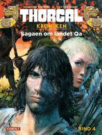 Thorgal-Sagaen om landet Qa