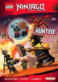 Lego - Ninjago - Activity Book with Mini Figure