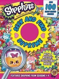 Shopkins Seek and Find Supreme, Volume 9