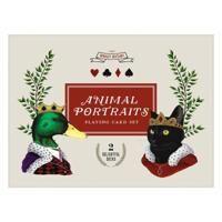Berkley Bestiary Anmial Portraits Playing Card Set