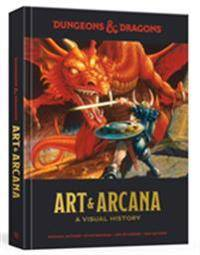 ART Dungeons & Dragons Art & Arcana: A Visual History
