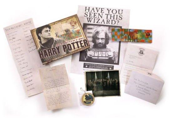Harry Potterin Artefact Box