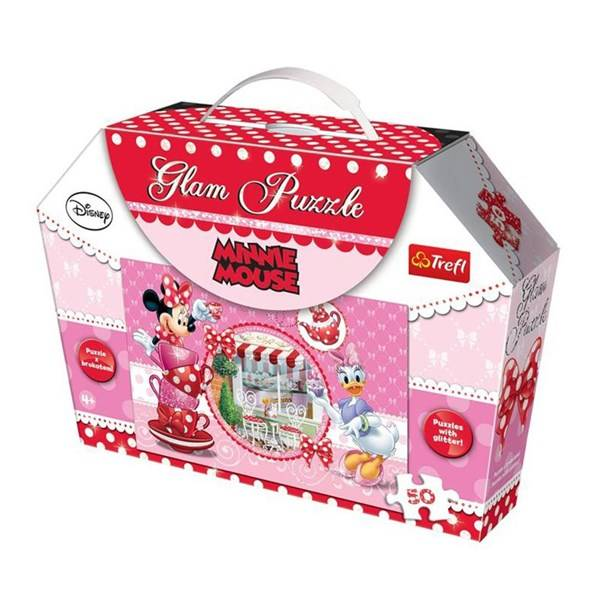 Glam Minnie -palapeli, 50 palaa, Trefl