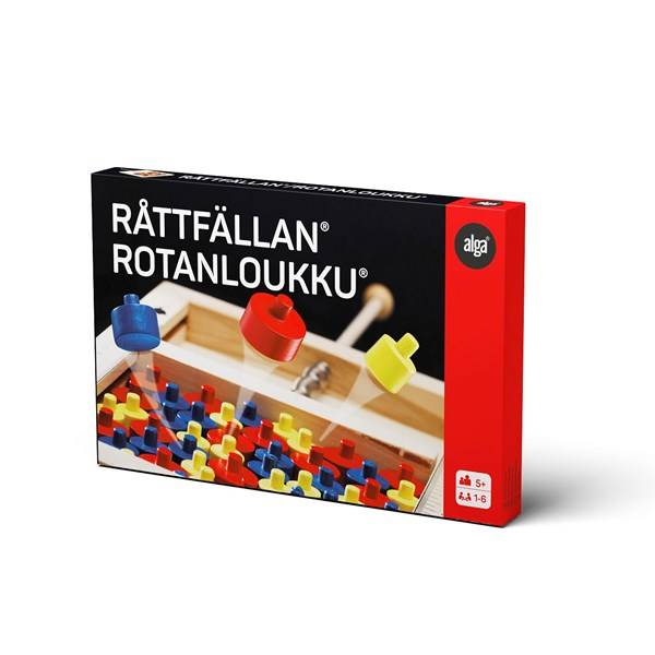 Alga Rotanloukku (SE/FI/NO/DK/EN)