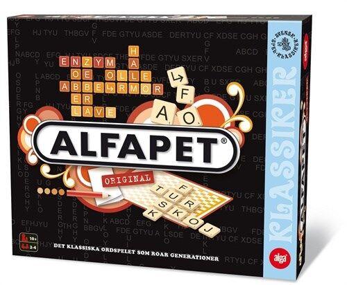 Alga Alfapet, Alga (SE)