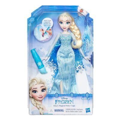 Elsa nukke, Color Change Fashion Doll, Disney Frozen