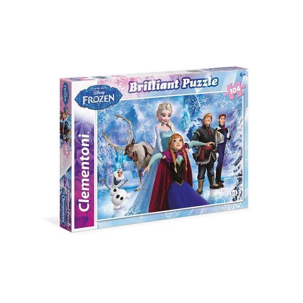Disney Frozen palapeli, Disney 104 palaa