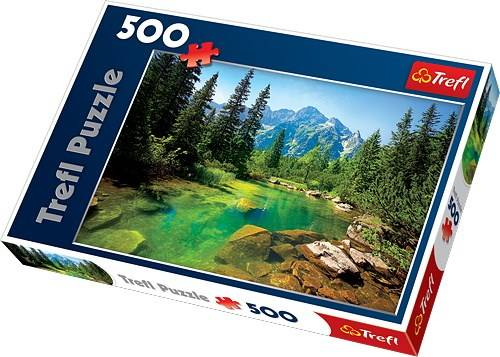 Tatrabergen, Pussel 500 bitar, Trefl