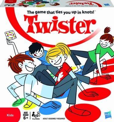 Hasbro Twister (ny förpackning), Hasbro